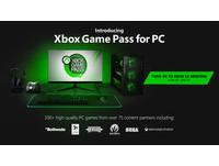 微軟宣布將推出PC版「Xbox Game Pass」服務
