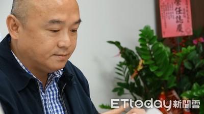 潘恒旭不參選屏東立委 「繼續做到沒頭髮」