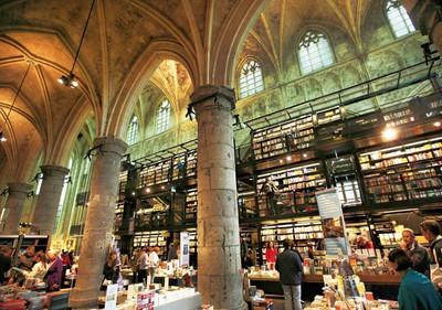 全球21間特色書店!台北舊香居入列