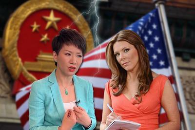 美中女主播辯論 BBC這樣解析