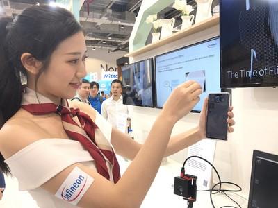 LG G8 ThinQ採用英飛凌ToF技術