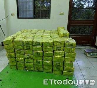 投檢破獲史上最大宗毒品走私案!黑市價達8億