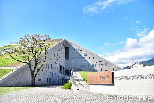 ▲台東大學圖書資訊館。(圖/記者楊均典翻攝)