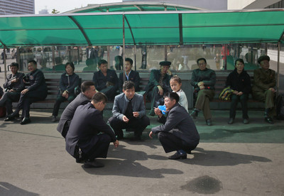 北韓「花燕們」街頭骯髒營生 為脫離國家機器走上流浪之路