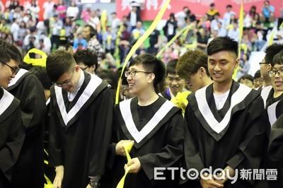 台科大校長勉畢業生「成為自己領域的專家」
