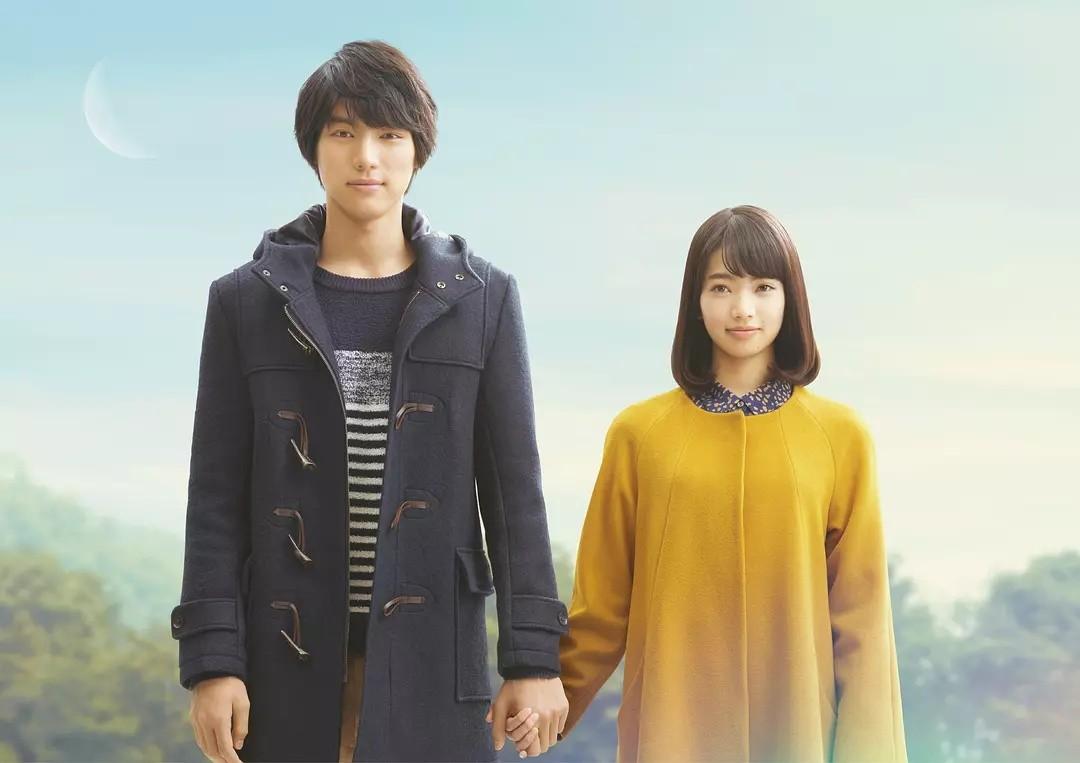 ▲《明天,我要和昨天的妳約會》,小松菜奈(圖/翻攝自IMDb)