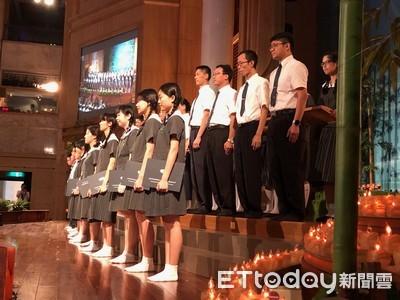 最後一堂珍貴的慈濟人文課   慈大附中舉辦畢業典禮