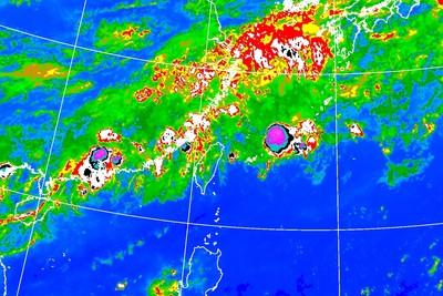 大雨彈再下2天「降雨熱區」出爐!大台北狂飆34°C 午後雷雨突襲警戒