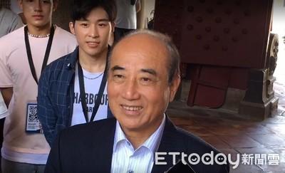 國民黨初選 王金平會向5人小組表達意見