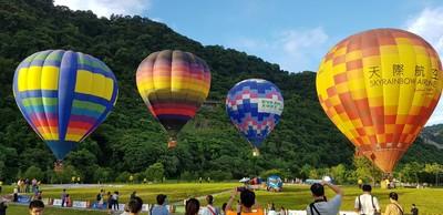 6/10開放「石門水庫熱氣球」預約!