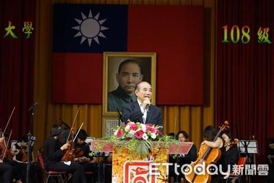王金平不排除赴陸訪問 若干恢復軍公教警消尊嚴