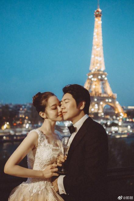 ▲▼郎朗宣布結婚。(圖/翻攝自微博/郎朗)