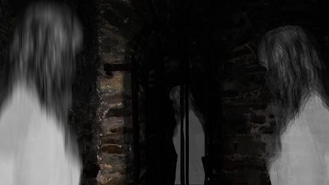 ▲▼女鬼。(示意圖/取自免費圖庫Pixabay)