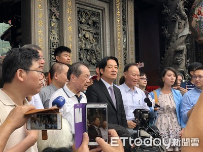 學韓國瑜生在台灣死在台灣?賴清德解釋