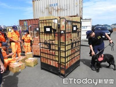 杜絕大陸農畜產製品端節走私來台 海巡總動員