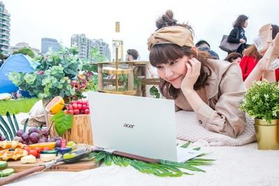 逆天輕薄 Acer Swift 7超行動力「鑑」