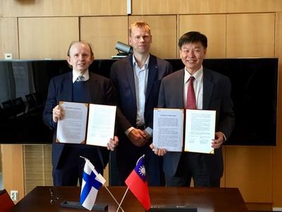 工研院跨國合作芬蘭Pöyry集團 開發循環經濟新商機