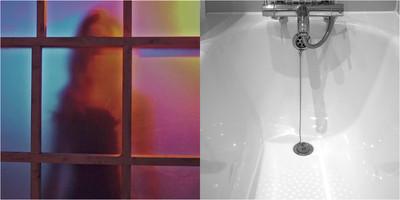 8千元豪宅…鏡驚現爛臉女躺浴缸