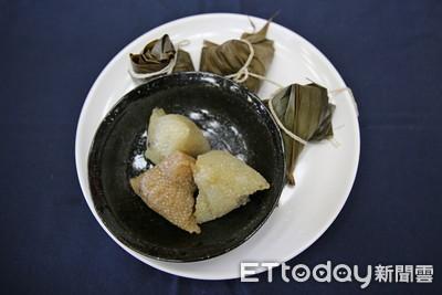 端午新選擇!「茶香西米水晶粽」一顆150大卡 還能抗氧化