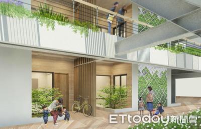 台糖智慧綠能宅2020年底完工 租金收益上看6000萬元