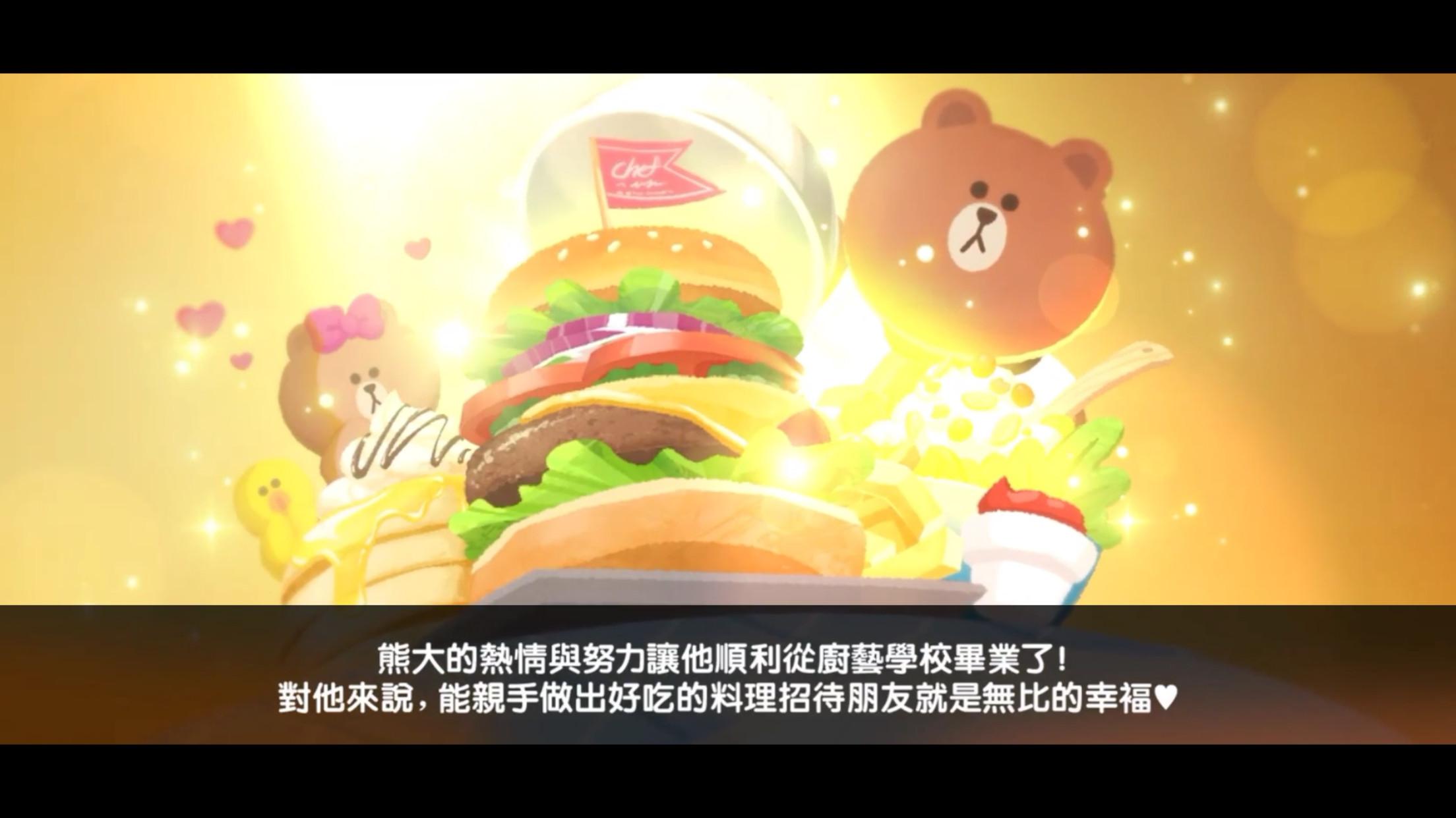 (圖/翻攝自熊大上菜遊戲畫面)