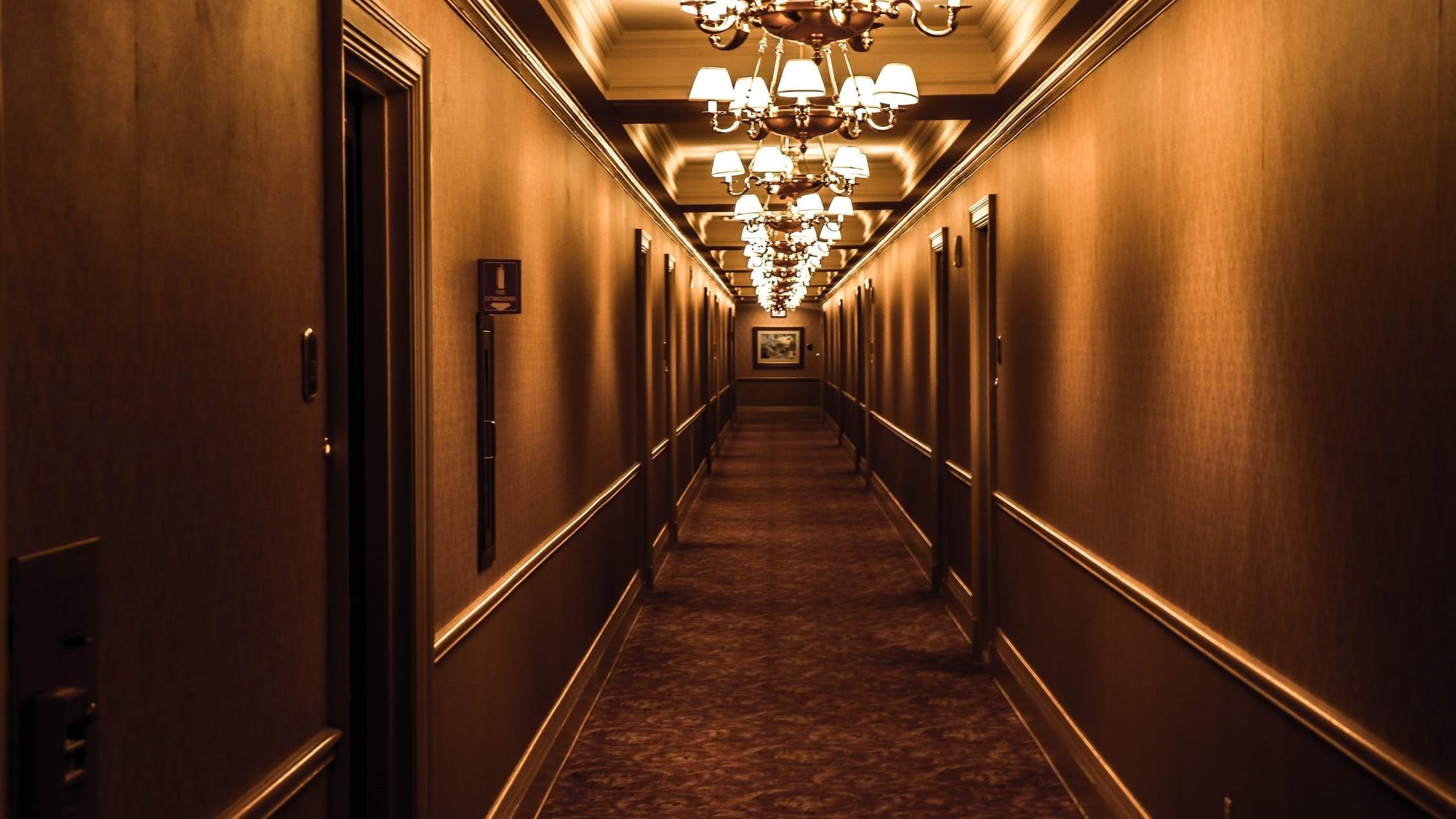 ▲▼飯店,電梯。(圖/取自免費圖庫Pixabay)