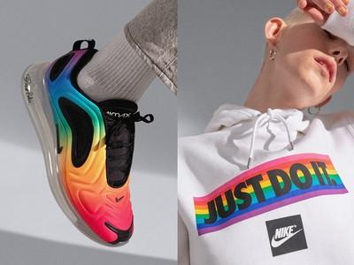 繽紛6月!Nike「BETRUE」平權系列