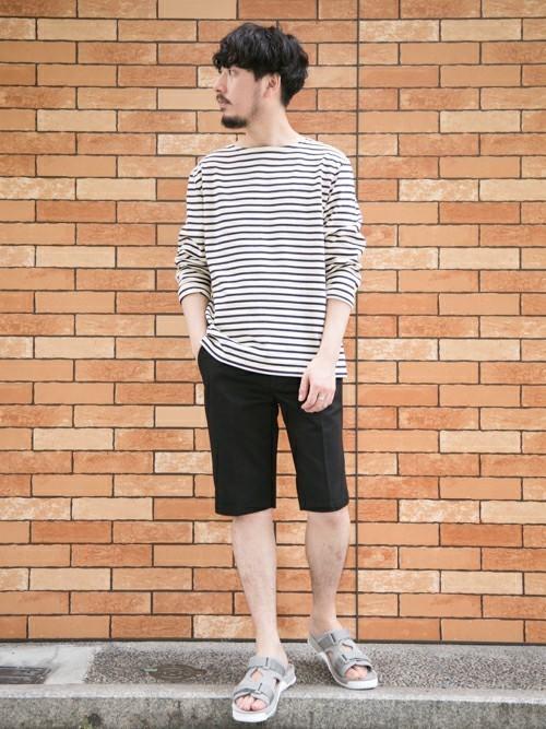 ▲男生短裤。(图/FACY 提供)