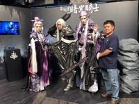《天堂M》新職「暗黑騎士」6/12登場 邀請霹靂素還真擔代言人