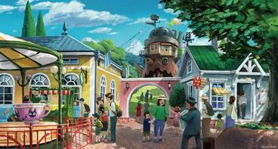 神隱少女來了!吉卜力主題公園2022年開幕