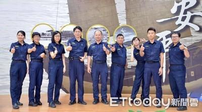 慶祝警察節 表揚績優警察人員