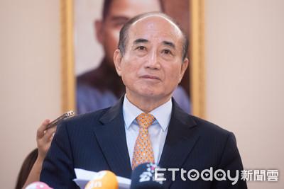 王金平不參加初選 韓國瑜嚇一跳:什麼?