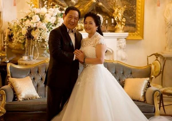 ▲ 馬如龍帶沛小嵐到韓國拍婚紗,求婚。(圖/中天)