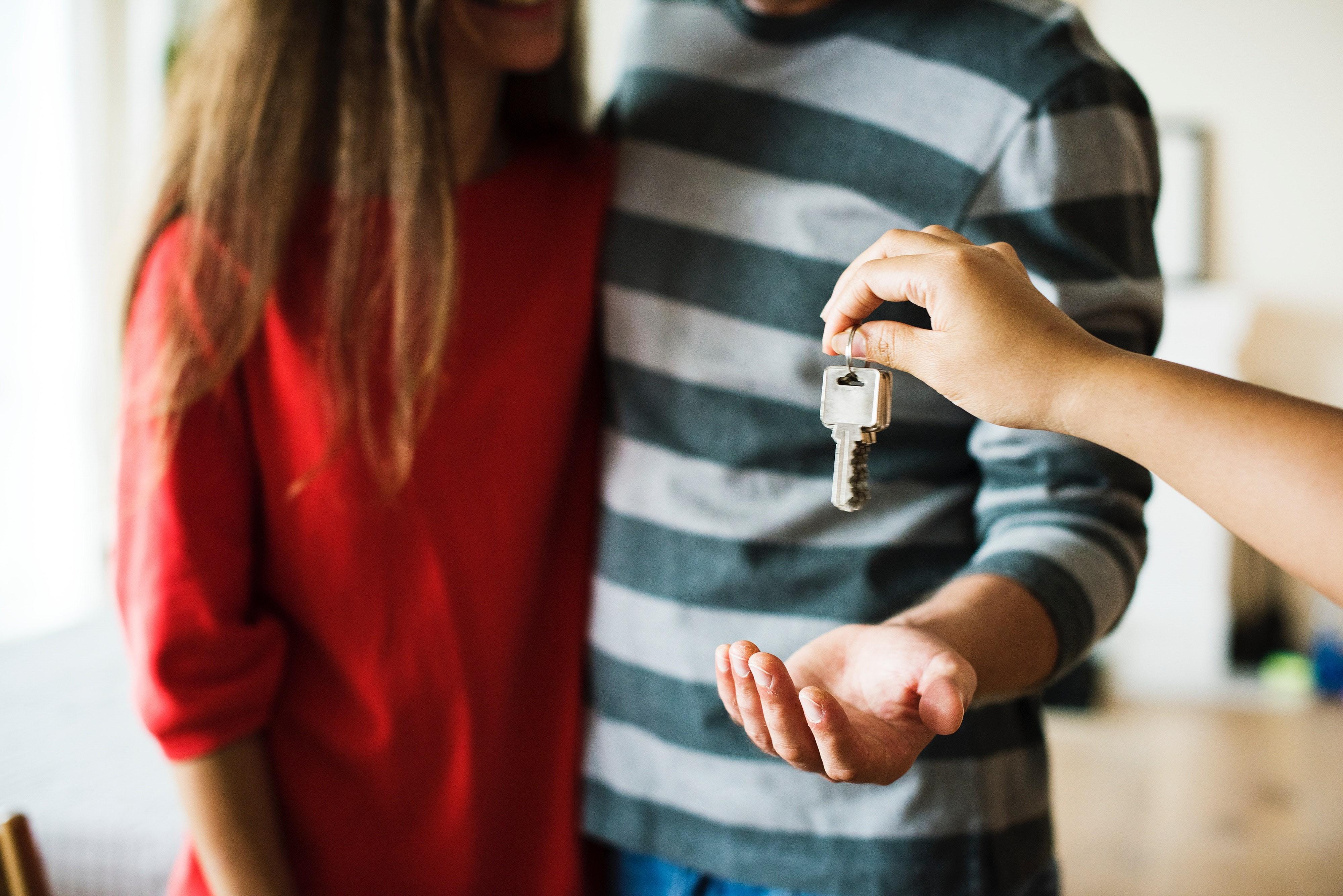 ▲買房,房屋,租屋,租房,置產,成交。(圖/Pexels)