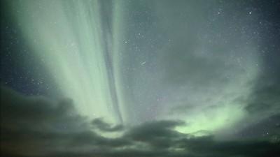 不只冰島!歐洲這些地方都看得到極光 躺玻璃屋欣賞自然奇蹟…美到不像在人間