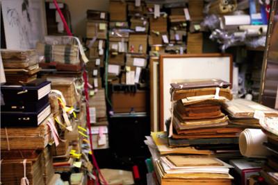 台北「舊香居」超過30萬冊古書