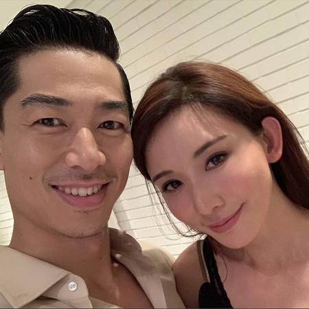 ▲林志玲6日宣布和AKIRA結婚。(圖/翻攝自林志玲IG)