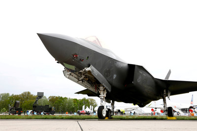 川普:確定不賣土國F-35!