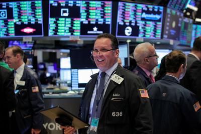 美中初階段協議成! 美股帶動漲
