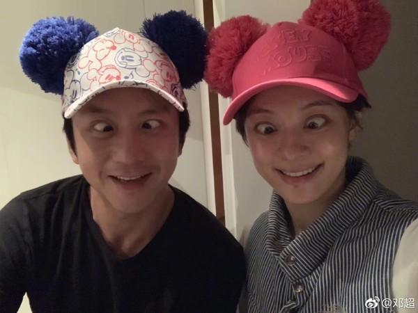 ▲▼鄧超和孫儷結婚9年了。(圖/翻攝自微博/鄧超)