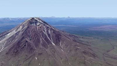 死火山被「震醒」噴發機率50%