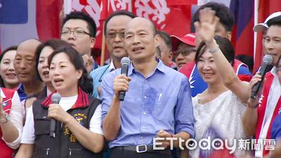 王丹建議民進黨 「一句話」打爆韓國瑜
