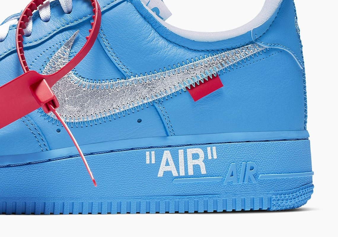 ▲Virgil Abloh展覽。(圖/翻攝自IG@supreme_leaks_news、Sneakernews)
