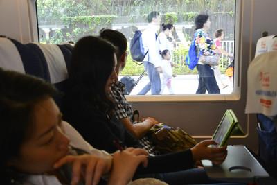 陸高鐵Wi-Fi計畫「結合5G網路」