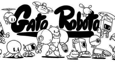 貓咪機甲遊戲激好評!《Gato Roboto》萌得不科學? 可愛即正義