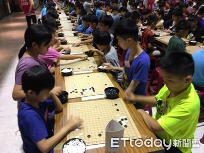 台南市市長盃全國圍棋錦標賽 南商登場