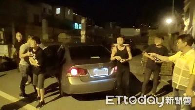 9惡煞當街圍毆擄人 鳳林男被挾持4小時