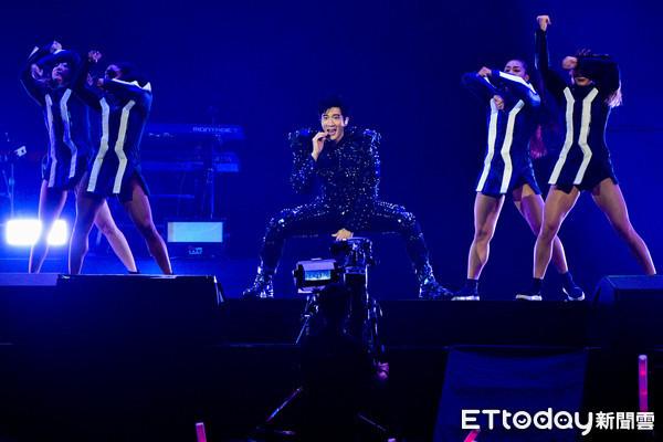 ▲▼王力宏《龍的傳人2060》世界巡迴演唱會台北站第一天。(圖/記者張一中攝)