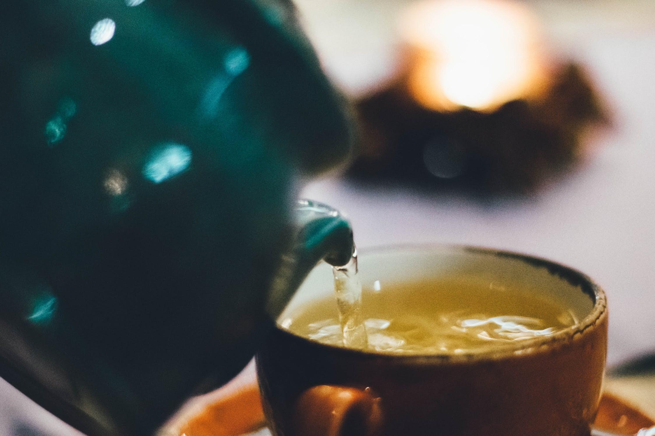 ▲▼綠茶。(示意圖/取自免費圖庫Pexels)
