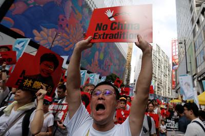 「反送中」有理?台灣人不該忘記英國罪犯林克穎